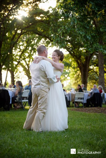 Oh, and first dances are a critical component of a good wedding, too.