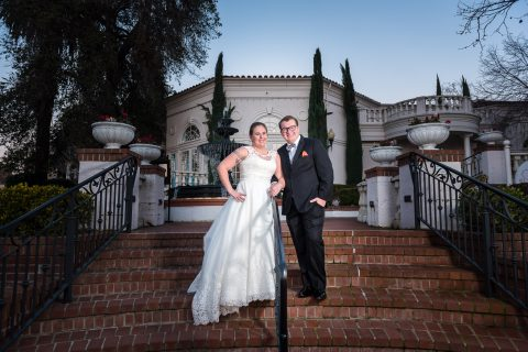 Chelsi and Jake's Vizcaya Wedding