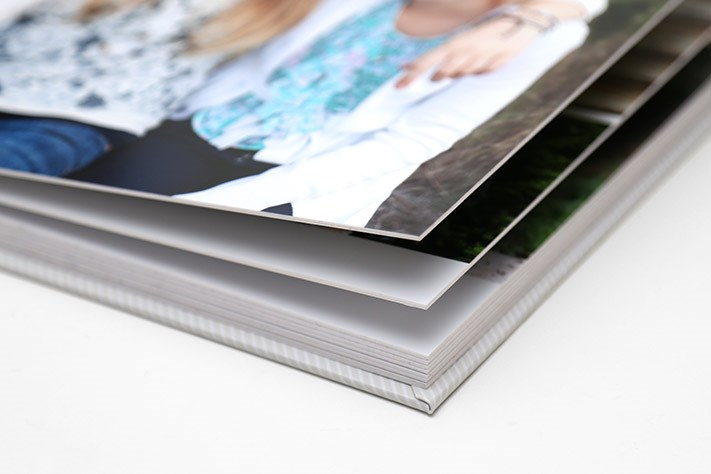 Wedding Album deep matte, thick pages